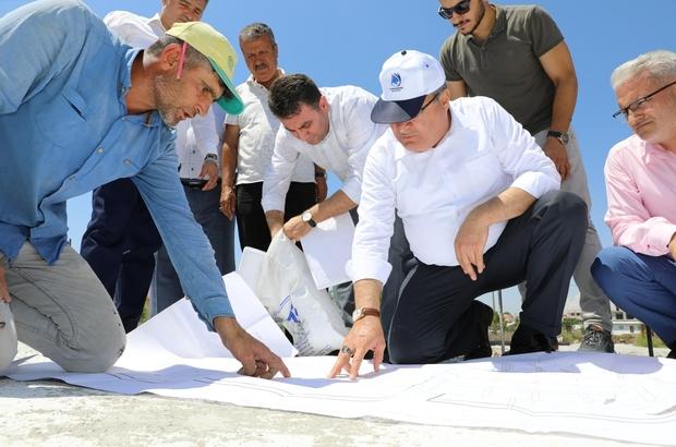 Başkan Çerçi Ortaköy'de vatandaşlarla buluştu
