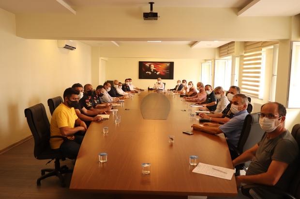 Mevsimlik tarım işçilerinin sosyal hayatları iyileştiriliyor Fatsa'da METİP toplantısı