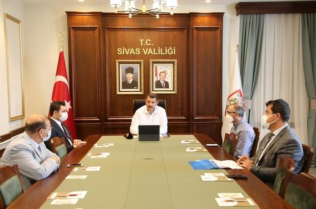 Sevindiren tablo, aşılama yüzde 60 oranına ulaştı Sivas'ta korona virüsle mücadele kapsamında Sivas'ta aşılama oranı yüzde 60 seviyelerine ulaştı