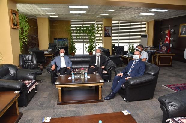 Soma OSB Müteşebbis Heyet Toplantısı Vali Karadeniz başkanlığında yapıldı
