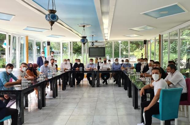 Başkan Ceyhun, Emet'te gençlerle buluştu