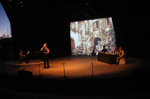 Bodrum Kalesi'nde etkinlikler başladı Türk Tenorlar Napoliten şarkılarla sahne aldı