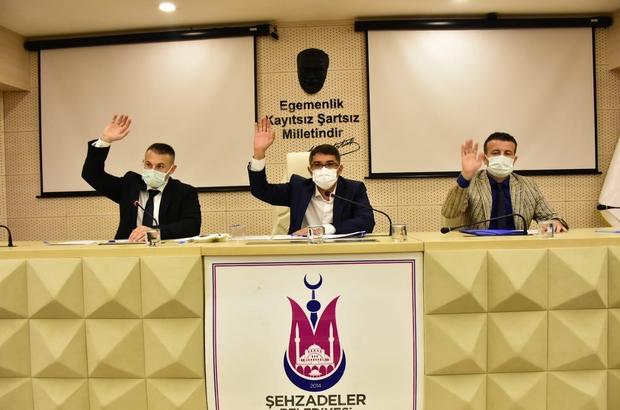 Emin Kaçar'ın adı Şehzadeler'de yaşatılacak Şehzadeler Belediyesi Temmuz Ayı Meclis Toplantısı yapıldı