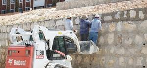 Eyyubiye'de atıl durumdaki yerler parklara dönüştürülüyor