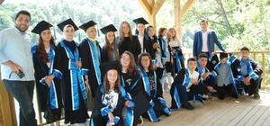 Şehit Zafer Koyuncu İmam Hatip Ortaokulu'ndan anlamlı mezuniyet etkinliği