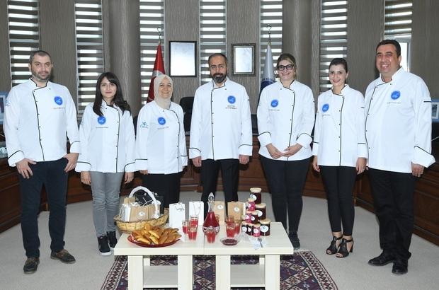 YYÜ'de 'Gastronomi değerleri' toplantısı