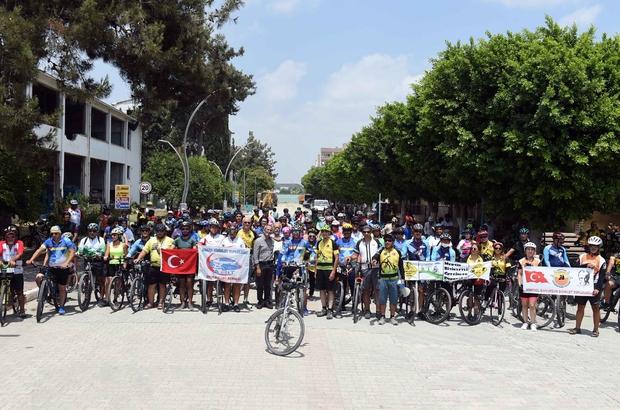 2. Tarsus Bisiklet Festivali başladı