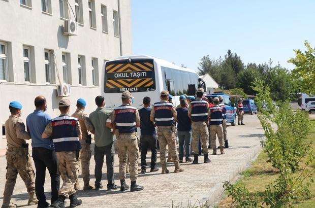 Teröre finansman olan 98 kişi tutuklandı