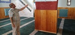 Kayseri'de 267 yıllık cami yıllara meydan okuyor