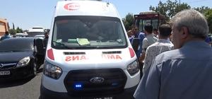 Ambulansa yol verilmeyince doğum yolda oldu, 6 aylık bebek yoğum bakıma alındı