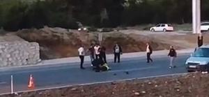 Tavşanlı'da polis memuru kaza geçirerek şehit oldu