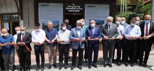 Kemaliye'de Dünya Mirası ve Alan Yönetim Birimi açıldı
