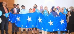 DPÜ TÖMER'de Somali bağımsızlık günü kutlandı