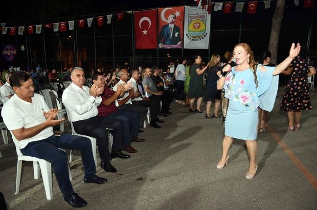Tarsus Belediyesinden sanatçılara destek