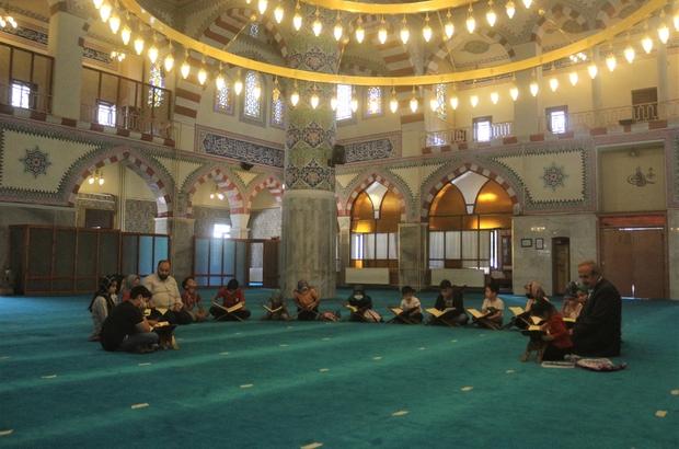 Van'da yaz Kur'an kursları başladı
