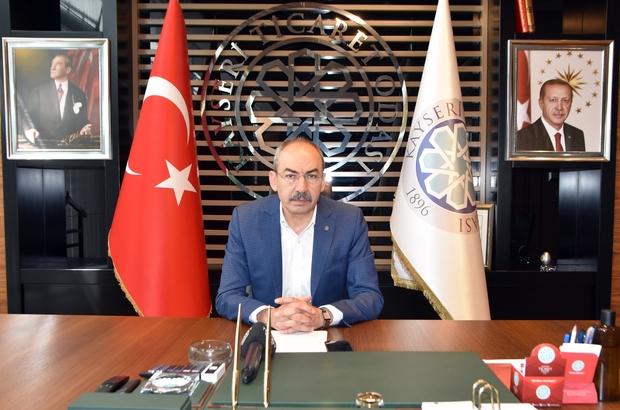 KTO Başkanı Gülsoy İSO İkinci 500'e giren 12 Kayseri firmasını kutladı