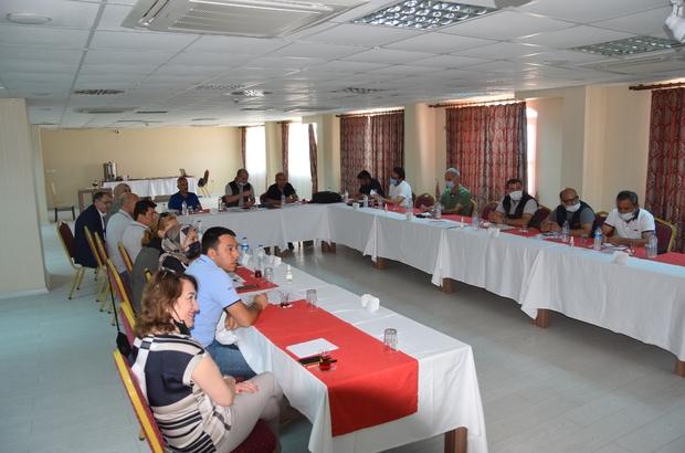 Kumluca'daki ekolojik çeşitlilik haritalandırılacak