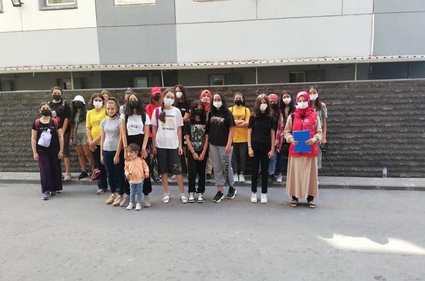 Kayserili gençler deniz kampına gidiyor