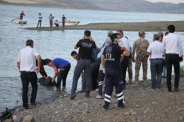 Serinlemek için suya girdi, cansız bedeni çıktı Elazığ'da serinlemek için baraja giren 2 arkadaştan birinin cansız bedenine ulaşıldı