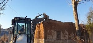 Tunceli'de depremzedeler için konut yapımına başlanıyor