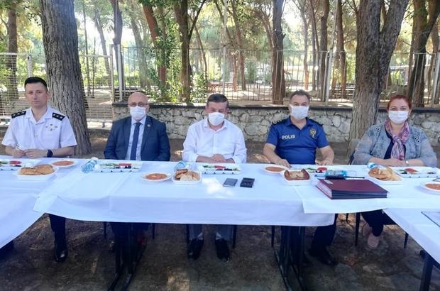 Şehzadeler Belediyesinin son 6 aylık hizmetleri anlatıldı