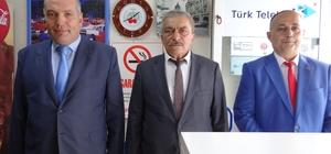 AK Parti Gölpazarı İlçe Başkanlığı için 3 aday Ankara'ya gitti