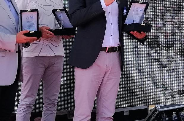 Büyükşehir Belediyesi'ne TÜRÇEV'den 2'nci ödül