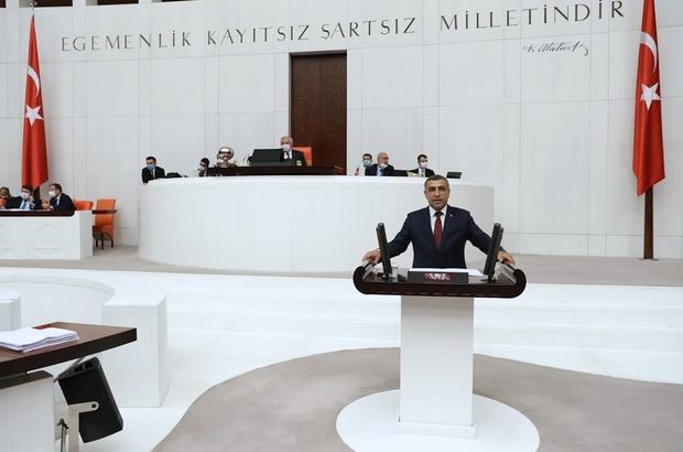 Milletvekili Taşdoğan'dan sözleşmelilere kadro çağrısı