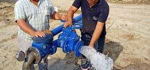 Çimentepe Mahallesinin 50 yıllık su sorunu çözüldü