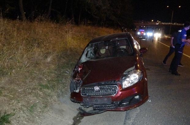 Tekirdağ'da alkollü sürücü yayalara çarptı: 2 ölü