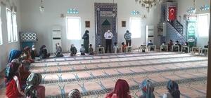 Hisarcık'ta yaz Kur'an kurslarına ilgi