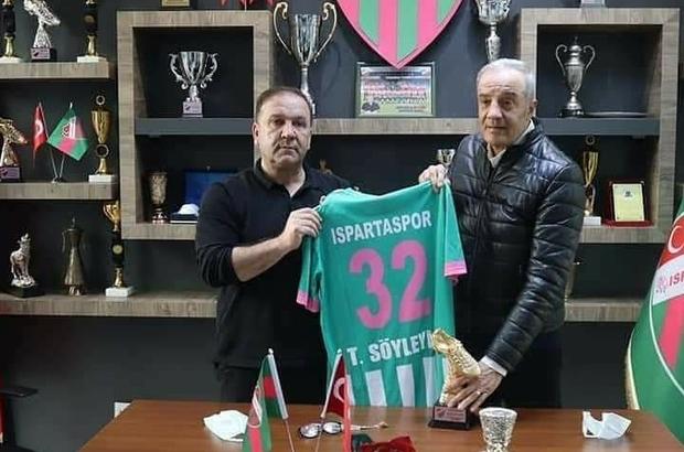 Isparta 32 Spor'un yeni hocası Tarık Söyleyici