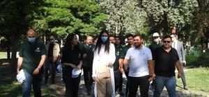 AK Parti Genel Başkan Yardımcısı Karaaslan Edirne'de gençle buluştu