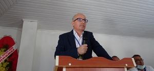Yeni başkan Mustafa Akın