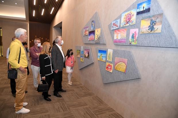 Isparta 1. Uluslararası Kültür ve Sanat Festivali başladı