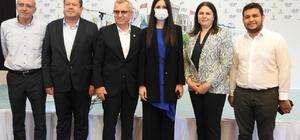 """Edirne'de 'Şehrim 2023 Projesi' çalıştayı düzenlendi AK Parti Genel Başkan Yardımcısı ve Çevre, Şehir ve Kültür Başkanı Çiğdem Karaaslan: """"Türkiye'de gerçekleştirdiğimiz kalkınma hamlesiyle bütün şehirlerimizde temel ihtiyaçlar noktasında çok önemli bir ivme kat edildi"""""""