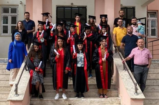 Çavdarhisar'da eğitimde büyük başarı