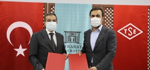Konya'nın ilk güvenli kampüsü, KTO Karatay Üniversitesi oldu