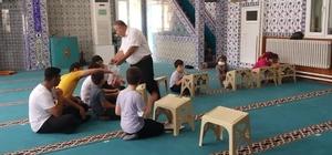 Pazaryeri'nde Kur'an kursları çocuklar ile şenlendi
