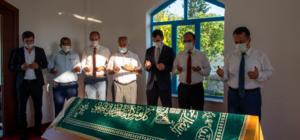 Rektör Beydemir'den Abdullah Mihalgazi Türbesi'ne ziyaret