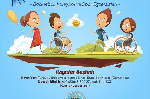 Turgutlu Belediyesi sporda engelleri kaldırıyor