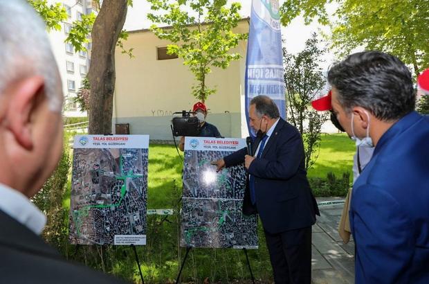Talas'tan Yenidoğan ve Mevlana'ya 16 milyonluk yatırım