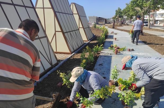Kırsalda ve merkezde çevre düzenleme çalışmaları sürüyor