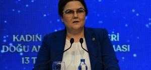 """Aile ve Sosyal Hizmetler Bakanı Yanık: """"Diyarbakır Anneleri yaklaşık 2 senedir susmuyorlar, hesap soruyorlar"""""""