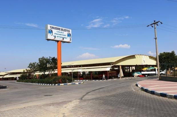 Yunusemre'de arife günü iki yerde pazar kurulacak