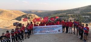 Besni'de Milli Birlik ve Dayanışma Günü etkinlikleri düzenlendi