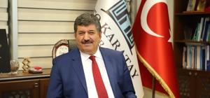 """Rektör Sade: """"Türk milleti sadece milli birlik ruhuyla zafer kazanabileceğini gösteren tek millettir"""""""