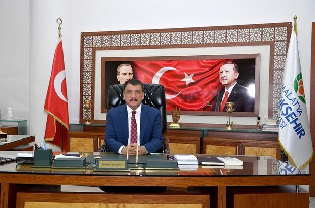 Başkan Gürkan'dan 15 Temmuz mesajı