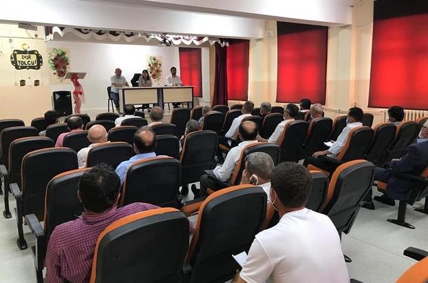 Çavdarhisar'da ''Kurban Bayramı'' konulu toplantı