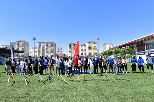 Şahinbey Belediyesi 15 Temmuz da spor etkinlikler düzenledi